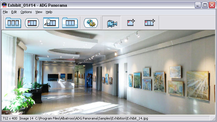 Click to view ADG Panorama Tools 5.3 screenshot